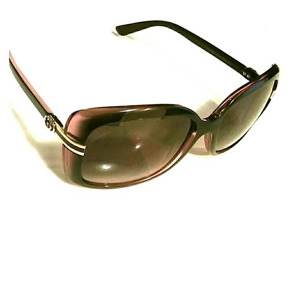 267636fffb9d3 Gucci Accessories - Authentic Gucci Sunglasses Plum Purple Gold
